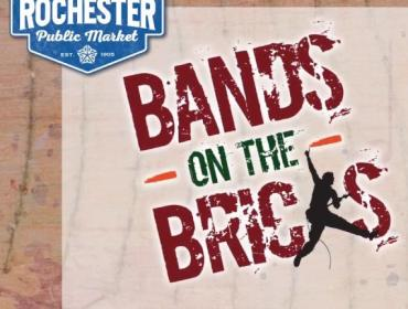 Bands on the Bricks