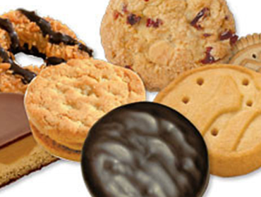 Girl Scout Cookies and Wine Pairing Class