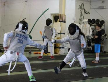 Introduction to Fencing