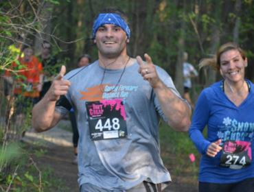 Fleet Feet Sports Dirt Cheap Trail Race #3