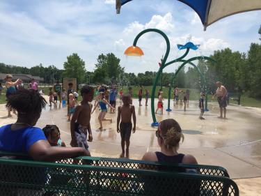 Avon Park Splash Pad