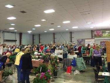 Gardening for All Ages has plenty of vendors and educational sessions to educate, inform and entertain.