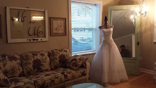 Chapel Bride Room