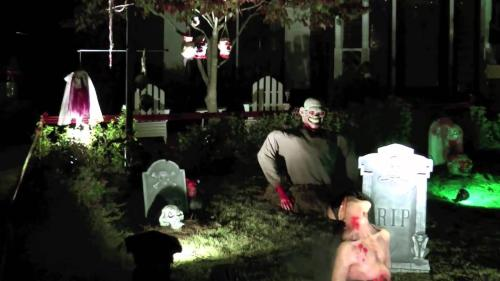 Briars North Halloween 2