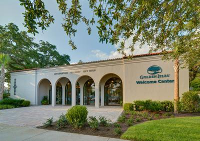 St. Simons Welcome Center