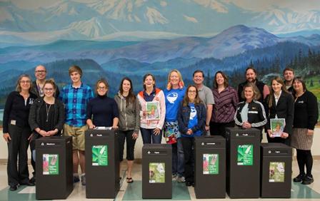 Recycling Legacy Project - Fairbanks, Alaska