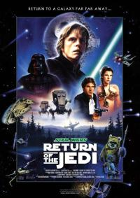 star wars return of jedi PAC movie poster