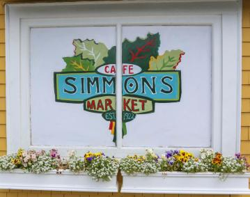 Simmons Cafe