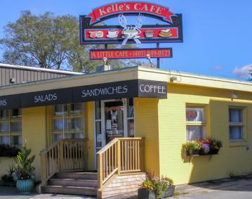 A Little Cafe