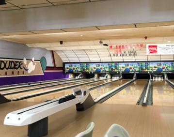 Dudek Bowling Lanes