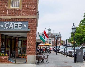Washington Sq Cafe