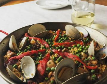 Merienda Tapas, Ciccheti & Wine Bar