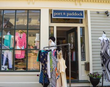 Port & Paddock