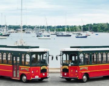 Viking Trolley Tours