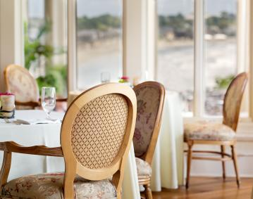 The Cafe at the Chanler