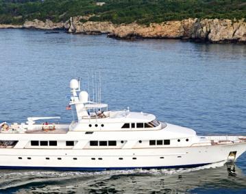 Bartram Yacht