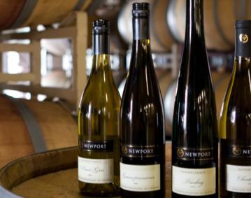 Newport Vineyards Wine