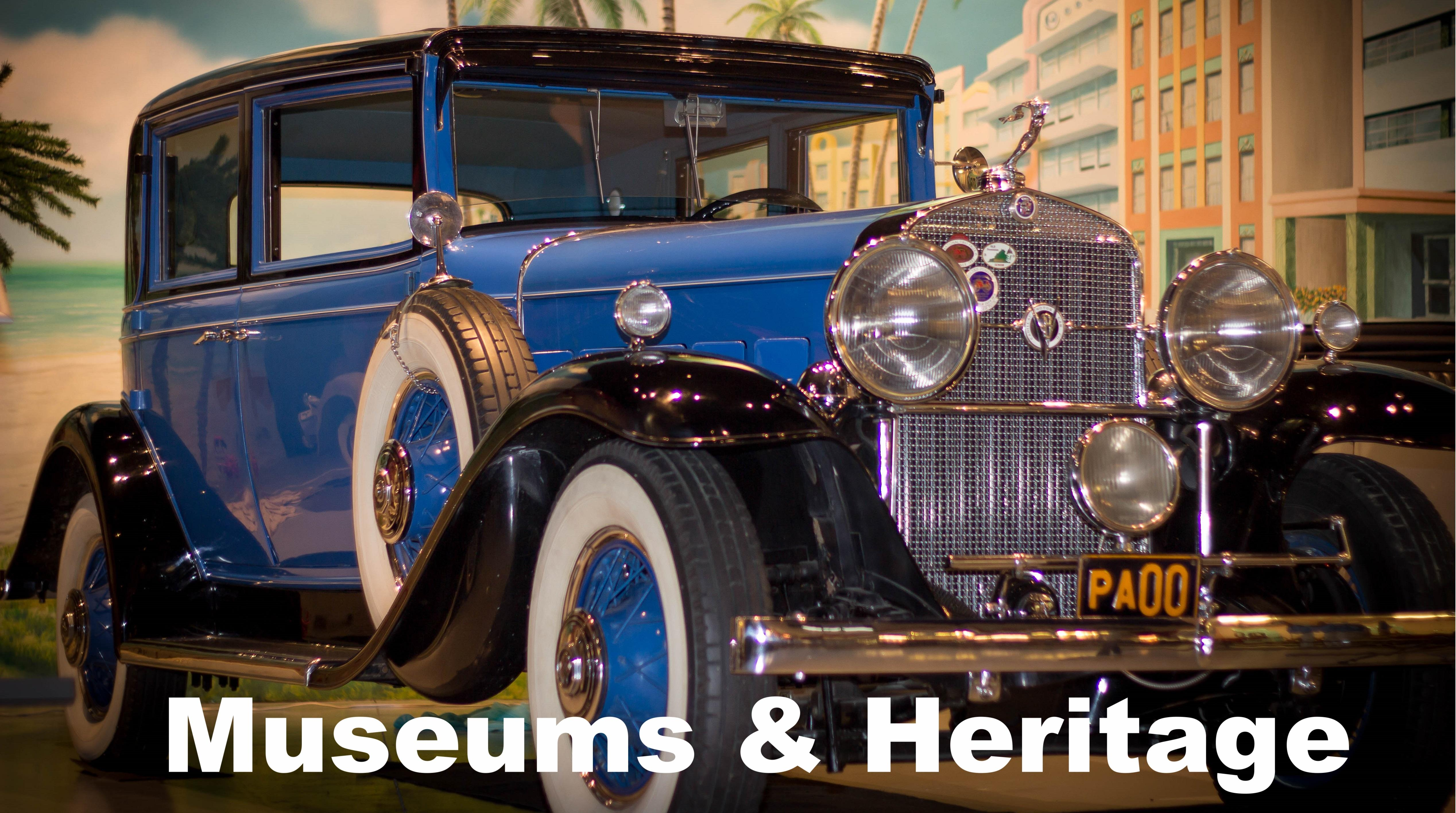 Arts, Museums, & Heritage