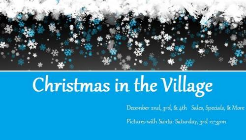 Christmas In the Village 2016