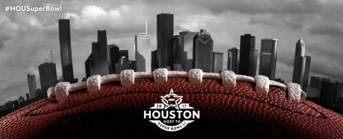 Super Bowl In Houston 2017