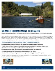 Member Commitment Flyer