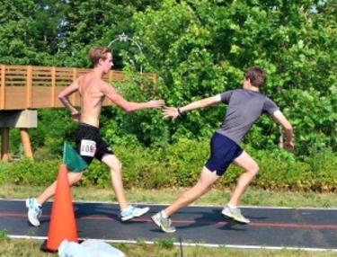 Park2Park Relay Runners
