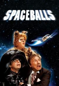 Spaceballs PAC movie poster