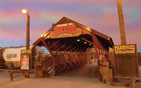 Rawhide 5 Wild West Hangouts