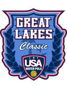 Great Lakes Water Polo Tournament Logo