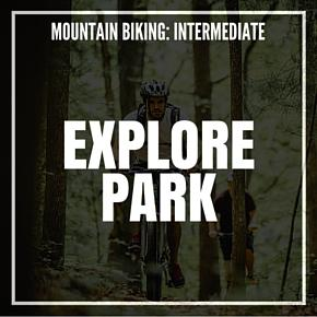 Explore Park Biking