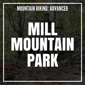 Mill Mountain Park Biking