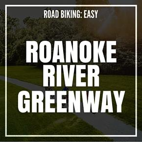 Roanoke Greenway Biking