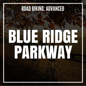 Blue Ridge Parkway Biking
