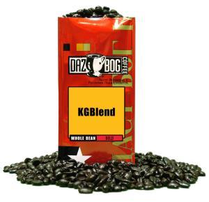 Dazbog Coffee bag