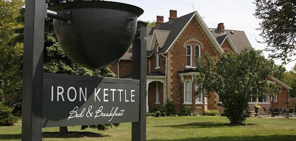 Iron Kettle B&B