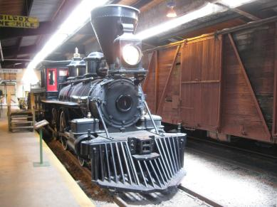 Countess of Dufferin Union Station's Winnipeg Railway Museum, Winnipeg, Manitoba