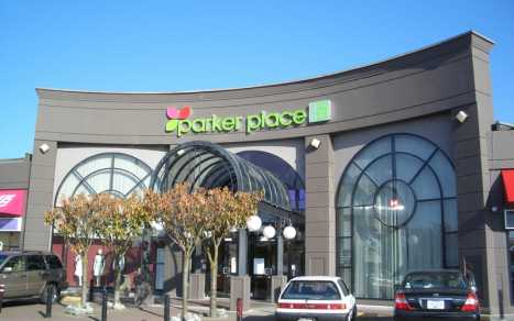 Parker Place Mall