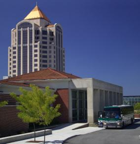 Roanoke Visitor Center