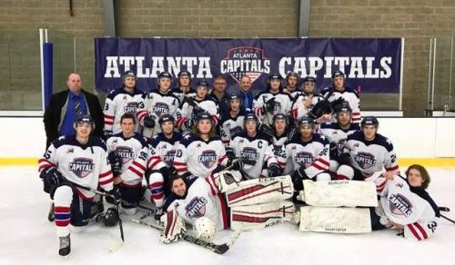 Capitals Team Photo