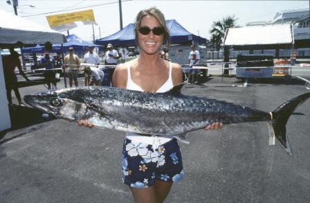 Fishing center marina carolina beach nc official for Kure beach fishing report