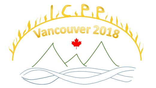 19th International Congress on Plasma Physics Logo