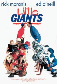 Little Giants PAC movie poster