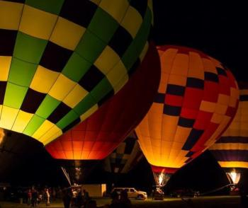 Avon Balloon Glow