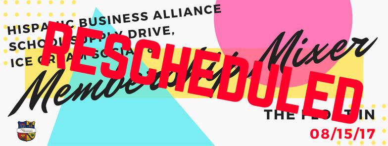 Membership-Mixer-Rescheduled