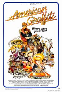 American graffiti PAC movie poster
