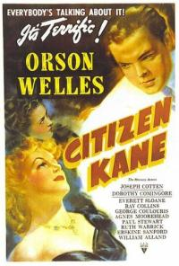 Citizen Kane PAC movie poster