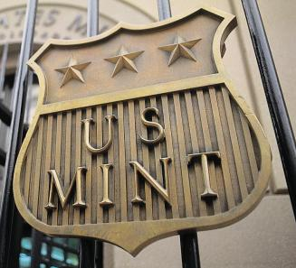 Denver is home to one of only two mints in the United States, producing nearly 50 million coins a day.