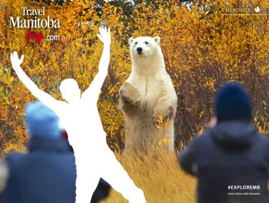 Travel Manitoba invites you to the grand re-opening of its Visitor Information Centre at The Forks!