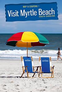 2018 Visit Myrtle Beach Visitors Guide