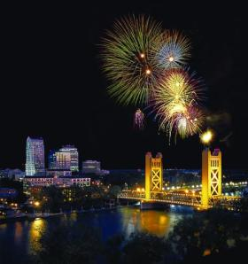 New Year's Eve Sky Spectacular
